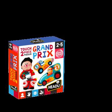 Puzzle touch 2 piece puzzles Grand Prix - Headu