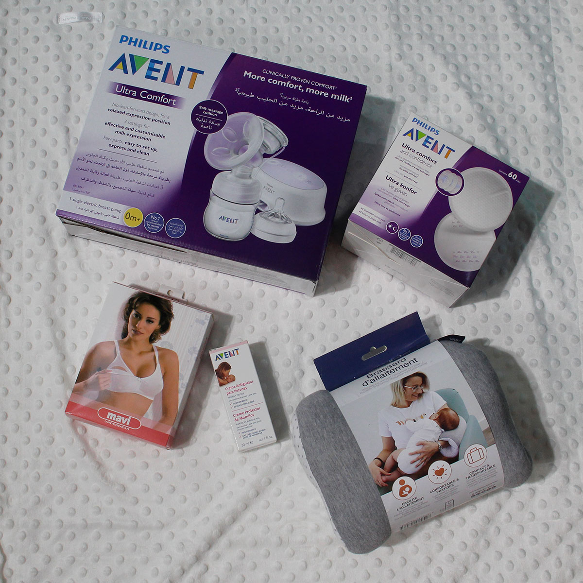 Pack allaitement  - AVENT - Candide - Mavi