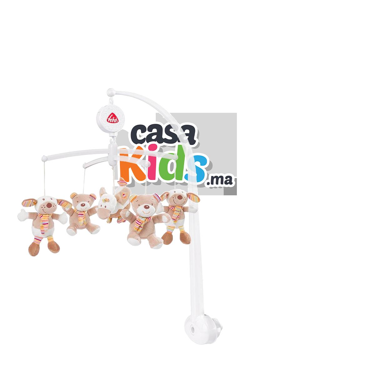 Manège musical Rainbow - Fehn